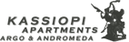 kassiopi apartments logo